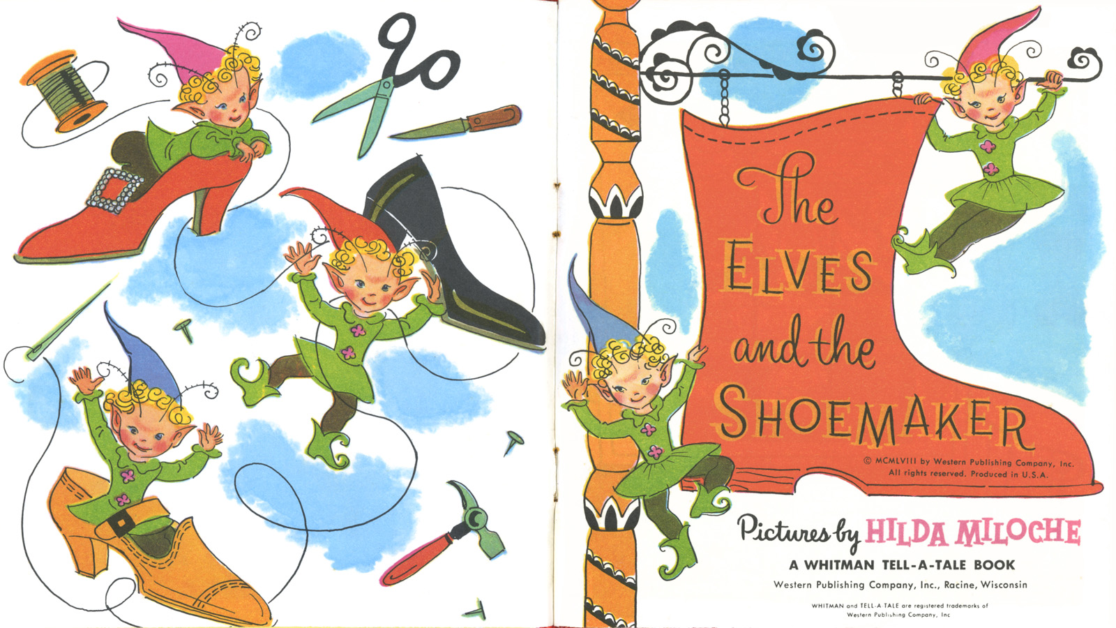 the elves and the shoemaker The elves and the shoemaker is an often copied and re-made 1806 story about a poor shoemaker who receives much-needed help from elves the original story is the.