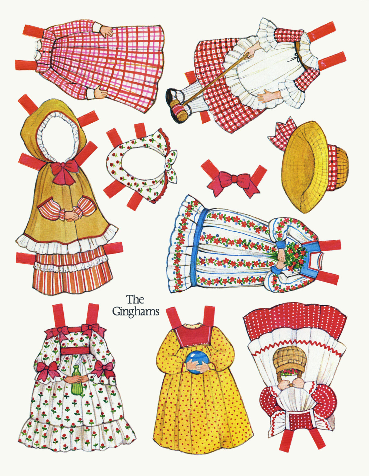 It is a graphic of Gorgeous Paper Doll Clothing Printables